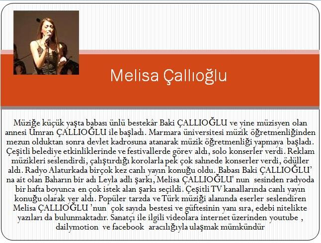 melisacallioglu
